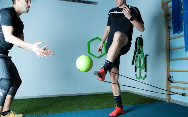 Fußball Athletik Training